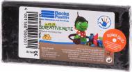 Набір пластиліну Becks Plastilin восковий 86 г чорний B102351