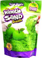 Пісок для дитячої творчості KINETIC SAND з ароматом карамельне яблуко 71473A