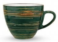 Чашка для кофе Spiral Green 75 мл WL-669533/A Wilmax