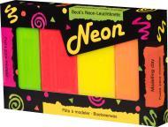 Набір пластиліну Becks Plastilin 500 г 4 кольори Неон B100341