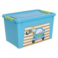 Контейнер для зберігання пластиковий Алеана «Smart Box» My Car 3,5 л 160x245x140 мм