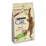 Корм Cat Chow Корм сухий для котів CAT CHOW Adult, качка, 1,5кг