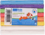 Набір пластиліну Becks Plastilin плаваючий 75 г 8 кольорів B102335
