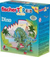 Набір для творчості fischerTIP TIP Dino Box S 80 шт. FTP-533452