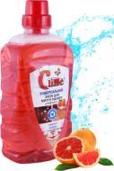 Засіб для миття підлоги Clime Грейпфрут (CFL1GF) 1 л