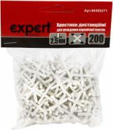 Хрестики дистанційні EXPERT tools 2.5 мм