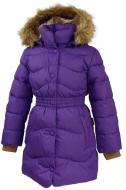 Пальто для девочки HUPPA Grace р.122 сиреневый 17930155-70053-122