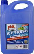 Омивач скла Atas PLAK ICE FRESH зима -20°С 4л