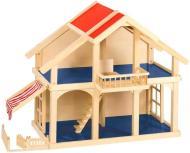 Ляльковий будиночок GoKi з внутрішнім двориком 51893G