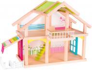 Ляльковий будиночок GoKi Susibelle з внутрішнім двориком 51588G