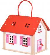 Ляльковий будиночок GoKi Дорожній з ручкою 51780G