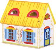 Ляльковий будиночок GoKi з меблями 19 предметів 51742G