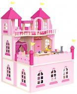 Ляльковий будиночок GoKi Замок 3 поверхи