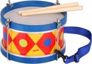 Барабан GoKi зі шлеєю синій 61982G