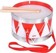 Барабан GoKi зі шлеєю червоний 61001G