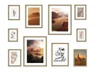 Набор галерейный Art Poster AP10-002 пейзаж SvitArt