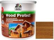 Декоративное средство Dufa EXPERT Wood Protect дуб шелковистый глянец 0,75 л