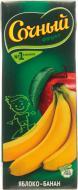 Нектар Сочный фрукт Яблоко-банан 200 мл