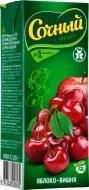Нектар Сочный фрукт Яблуко-вишня 0,2 л