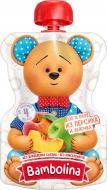 Пюре яблоко-персик 90 г Bambolina