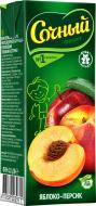 Нектар Сочный фрукт Яблуко-персик 200 мл