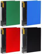 Скоросшиватель + карман A5 2 см 700 мкн цвет в ассортименте 5069 SCHOLZ