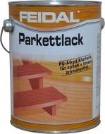 Лак паркетний Parkett-und Mobellack Feidal напівмат 2,5 л