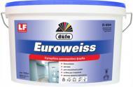 Краска акриловая Dufa Euroweiss D604 мат белый 3,5кг