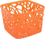 Кошик для зберігання пластиковий Curver Neo Colors помаранчовий 144x192x192 мм