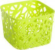 Кошик для зберігання пластиковий Curver Neo Colors зелений 144x192x192 мм