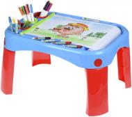стол детский Same Toy My Fun Creative table с аксессуарами 8810Ut