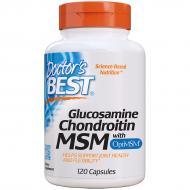 Глюкозамин / Хондроитин / МСМ Doctor's Best OptiMSM 120 капсул (DRB00080)