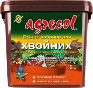 Добриво осіннє Agrecol дляхвойнихрослин5кг