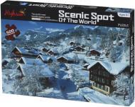Пазли Same Toy Scenic Spot 88037Ut