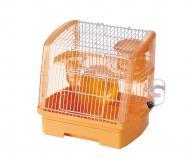 Клітка для гризунів AnimAll 26х21х26 см помаранчева Р 1107