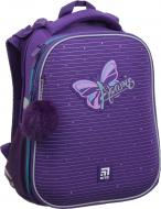 Рюкзак KITE Education каркасный 531 Purple butterfly