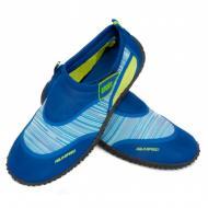 Женские аквашузы Aqua Speed 2C 36 Темно-синий с голубым (aqs281)