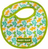 Нагрудник Baby Team на липучці 6501
