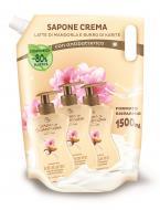 Антибактериальное жидкое мыло Spuma di Sciampagna ALMOND MILK 1500 мл