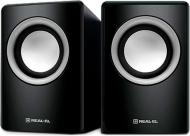 Акустична система Real-el S-215 2.0 black