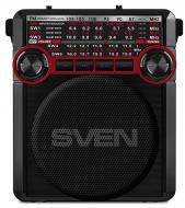 Портативна колонка Sven SRP-355, red (SVEN)