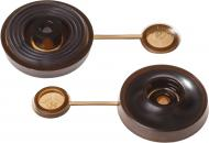Термошайба універсальна для полыкарбонату бронзовая 25 шт