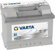 Акумулятор автомобільний Varta  D21 61А 12 B 561400060  «+» праворуч