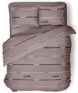 Комплект постільної білизни Modern Line 1,5 коричневий La Nuit