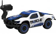 Машинка на р/у HB Toys Muscle полноприводная синяя 1:43 HB-DK4302