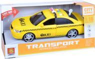 Автомобіль інерційний WENYI Таксі зі звуком і світлом WY-560C
