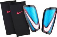Щитки футбольні Nike Mercurial Lite SP2086-402 р. M синій