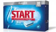 Таблетки для ПММ START Classic 9 Actions in One 30 шт. 0.540 кг