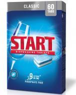 Таблетки для ПММ START Classic 9 Actions in One 60 шт. 1,080 кг