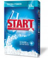 Сіль для ПММ START Dishwashing Salt 1.500 кг